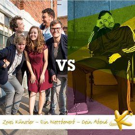 Bild: Kabarett Bundesliga - HörBand vs. Andy Ost