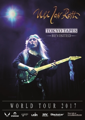 Bild: ULI JON ROTH - Tokyo Tapes Revisited - World Tour 2017