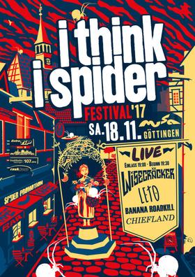 Bild: I Think I Spider - Festival 2017 - Festival 2017