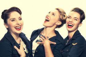 Bild: 2 I Glenn Miller meets the Andrews Sisters - Lumberjack Big Band feat.