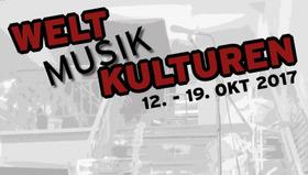 WeltMusikKulturen Konzertreihe - Abo 12.10. - 19.10.2017