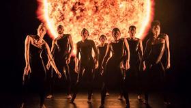 Bild: Alexander Whitley Dance Company (UK) 8 Minutes
