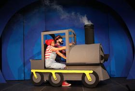 Bild: Jim Knopf und Lukas der Lokomotivführer