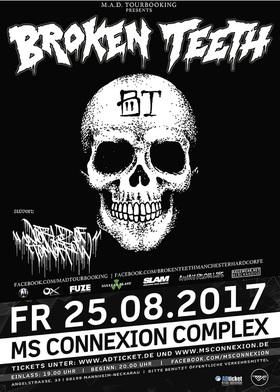 Bild: Broken Teeth + Guest - European Summer Tour 2017