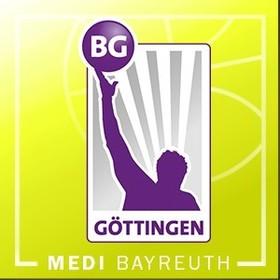 Bild: medi bayreuth vs. BG Göttingen