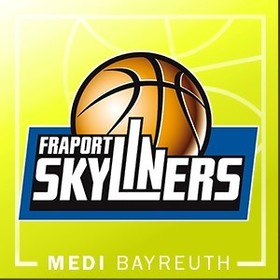 Bild: medi bayreuth vs. FRAPORT SKYLINERS