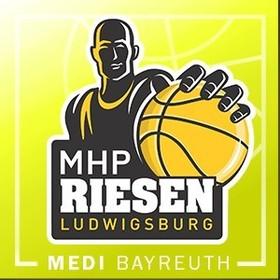 Bild: medi bayreuth vs. MHP RIESEN Ludwigsburg