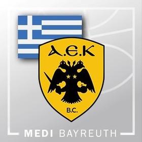 Bild: medi bayreuth vs. AEK Athen
