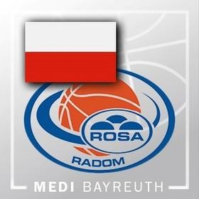 Bild: medi bayreuth vs. Rosa Radom