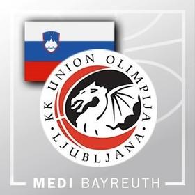 Bild: medi bayreuth vs. Olimpija Ljubljana