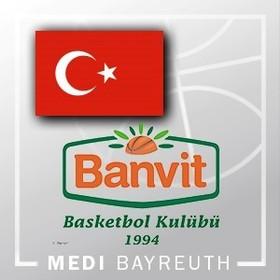 Bild: medi bayreuth vs. Banvit Bandirma