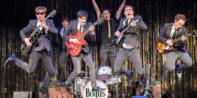 Bild: Backbeat - - Die Beatles in Hamburg