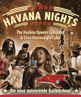 Bild: Havana Nights-Das exotische Tanzmusical aus Kuba