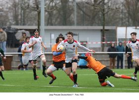 Bild: 7er-Rugby-Europameisterschaft U18