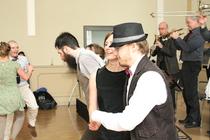 Bild: LindyHop mit den New Orleans Syncopators - Tuesday Night Hop