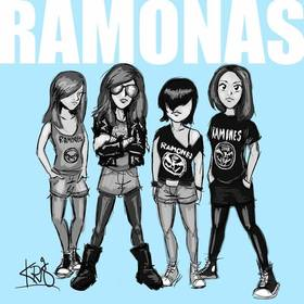 Bild: THE RAMONAS (UK) - European Tour 2018 - The best female Ramones Tribute Band - Tour 2018 + Gäste