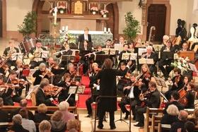 Bild: Frühjahrskonzert des Orchestervereins