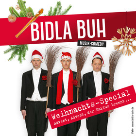 """Bidla Buh - Weihnachts-Special """"Advent, Advent der Kaktus brennt"""""""