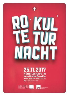 Bild: Rote Kulturnacht - der SPD-Stadtratsfraktion