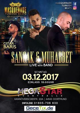Bild: Sancak - Live with Band & special guest Muhabbet