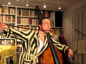 Der Kontrabass - Der Dauerbrenner von P. Süßkind mit Helmut Thiele