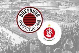 Bild: Dresdner SC – LKS Lodz (POL)