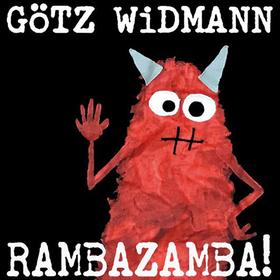 Bild: Götz Widmann - Rambazamba!-Tour 2018