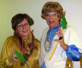Bild: Wir sind nicht alt! Aber sexxy! - The Best of Irmchen und Trudchen