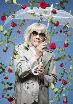 Bild: Irmgard Knef - Ein Lied kann eine Krücke sein- Solo for one