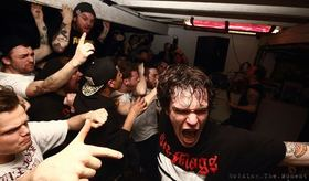 Bild: Coldburn, Ays, Swain - End Hits Records Tour