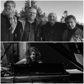 Bild: Abschlusskonzert: Sigurdur Flosason & Lars Jansson Trio | Tania Giannouli Ensemble