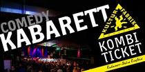 Kabarett Kombiticket - 1. HJ 2018