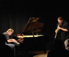 Bild: Alexander von Schlippenbach & Frank Paul Schubert - Jazzduo