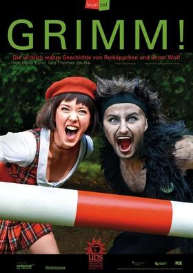 Bild: Grimm! - Die wirklich wahre Geschichte von Rotkäppchen und ihrem Wolf