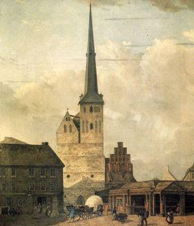 Bild: Berlin in der Zeit der Reformation