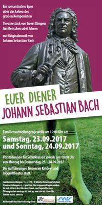 Bild: Euer Diener Johann Sebastian Bach - Ein romantisches Epos über das Leben des großen Komponisten