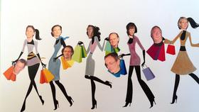 Bild: Shoppen - Die neue Inszenierung der Bühnenläufer