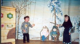 Bild: Marionettentheater