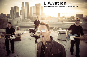 Bild: L.A.Vation - The World's Greatest U2 Tribute Band!
