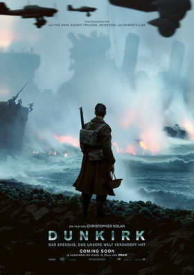 Bild: Dunkirk - in 70mm Projektion (englische Fassung mit deutschen Untertiteln)
