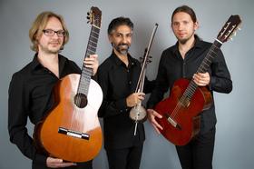 Bild: Trio Zyriab