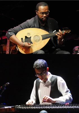 Bild: Tunesischer Musikabend