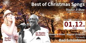 Bild: Best of Christmas Songs Dinner Show - Bad Schönborn