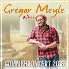 Bild: Gregor Meyle - Sommerkonzerte 2018