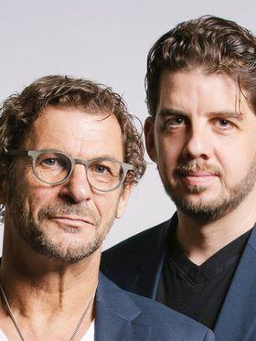 Bild: Regenauer-Kuch-Projekt - Magisches Kabarett mit Christoph Kuch & Bernd Regenauer
