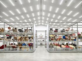 Bild: Tageseintritt Schaudepot - Sammlung Vitra Design Museum