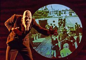 Bild: Novecento - Die Legende vom Ozeanpianisten - Schauspiel mit Musik von Alessandro Baricco