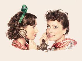 Bild: Die Glasmenagerie - Schauspiel von Tennessee Williams mit Anna & Nellie Thalbach u.a.