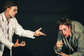 Bild: 34. Internationales Pantomimefestival