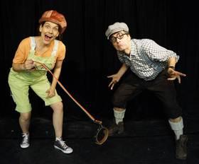 Bild: Kindertheater im Mauerwerk - Theater Sturmvogel